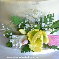 Tulips by Lulubelle's Bakes