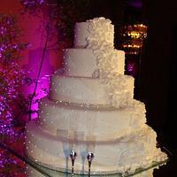 My favorite wedding cake this month!