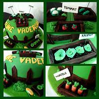 Fathersday cake