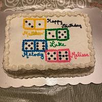 4 Birthdays