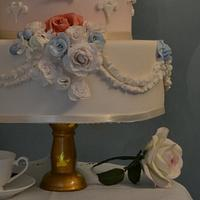 Flowers and ruffles by sweetnesscakedesign