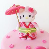 Hello Kitty  by funni