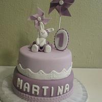 molinillos cake
