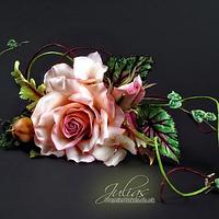 A signature rose