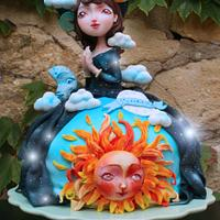 Cake for Alba (daybreak)
