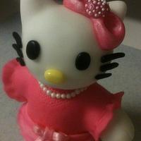 Hello Kitty Cake by Margarida Myers