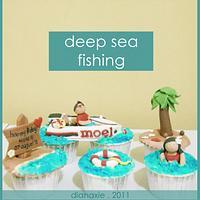 Deep Sea Fishing by Diana