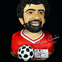 Mo Salah cake