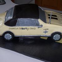 1967 Chevy Camero