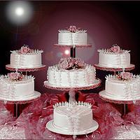 Valentine Cake/ Wedding Cake