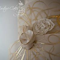 Gold elegance by Jamie Hoffman