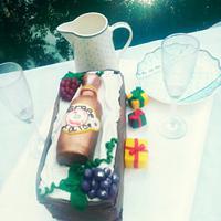 Bottle Cake 2020