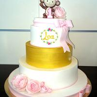 Littley monkey cake