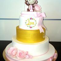 Littley monkey cake