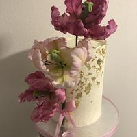 Tulip cake