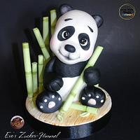 """ Little Panda """
