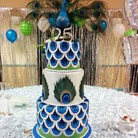 Triple Tier Cakes