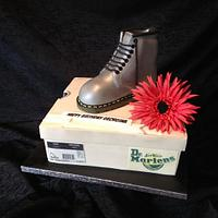Dr marten boot  by Symphony in Sugar