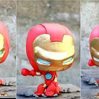 Chibi Iron Man