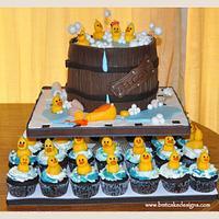 Tub Cake