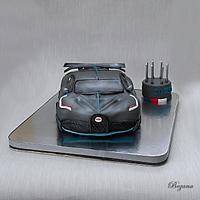 Bugatti by Zuzana Bezakova