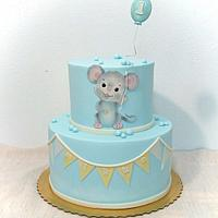Little mouse ...  by Mischell