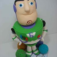 Mr.Buzz by iriene wang