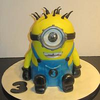 my first minion, (so excited)