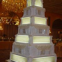 Wedding Cake Opera Paris Kuwait