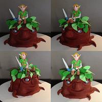 zelda cake by joy cupcakes NY