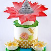 Vesak and Borobudur Stupa - The Festival Of Vesak Collaboration 2015