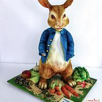 Peter Rabbit birthday