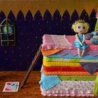 PDCA Caker Buddies Childrens Bedtime Storybook Collaboration - Princess and the Pea