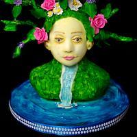 CPCs Earth Day Collaboration  by Tasnuta Cake Artistry ( TASNUTA ALAM)