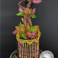 Carnival Cakers Collaboration 2019