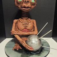 E.T. and Sputnik