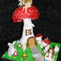 Fairy Easter Egg Hunt by Carole Wynne