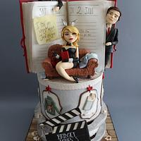 Bridget Jones's Diary - Cakeflix Collab