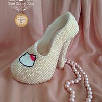Hello Kitty Highheel