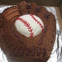 baseball glove by cher45