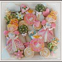 Fairy Tale Themed Cookies