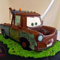Tow Mater by Anna D.
