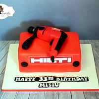 Hilti  Drill Cake