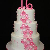 Pretty n Pink  Sweet 16