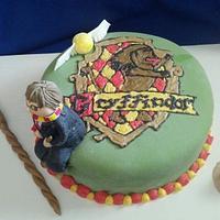 harry potter cake!