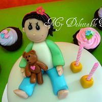 Sophie's Birthday Cake