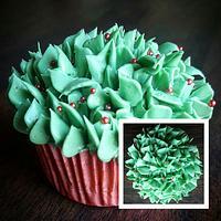 Paan Cupcakes