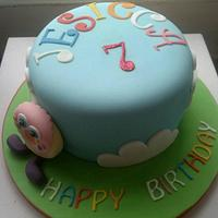 Moshi Monster cake by Sharon Todd
