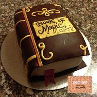 Book of Magic Cake