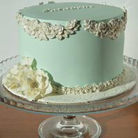 Vintage cake